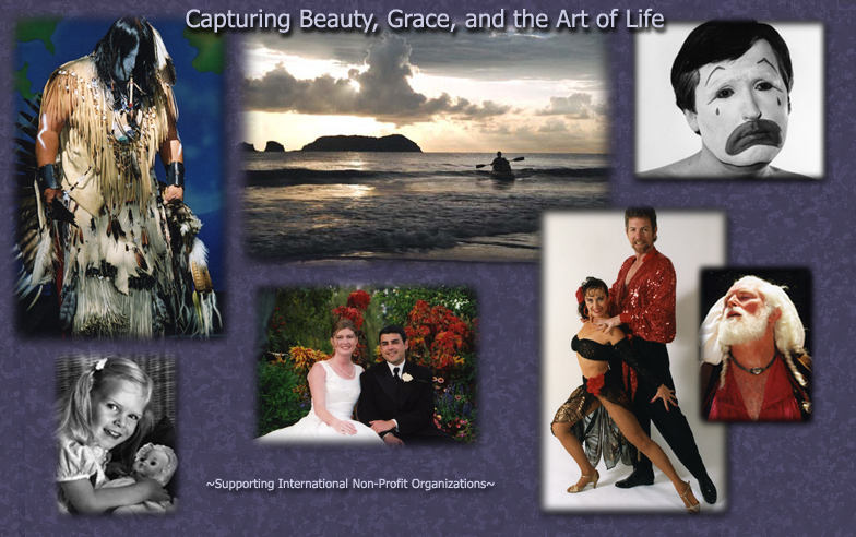 Capturing Beauty, Grace, and the Art of Life